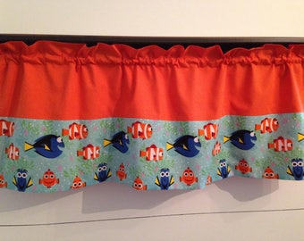 Finding dory valance