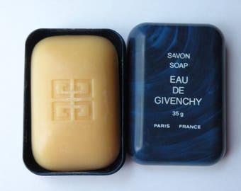 Givenchy Eau de Givenchy soap France 35 g.