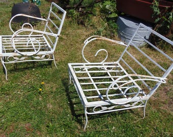 wrought iron garden furniture antique. vintage wrought iron patio chairs garden furniture antique