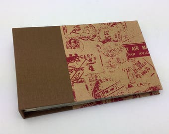 CLEARANCE -Mini Photo Album - in stock for 4x6 photos