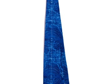 Uncharted Waters limited-edition ultra-high quality necktie