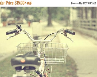 "Bike Art Photography ""I can go anywhere""  fine art print Toronto Canada Bike Art bike print Still Life Photography bicycle art print"