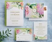 boho rustic wedding invitations, bohemian floral wedding invitations, bohemian rustic wedding invitation, printable, wedding invites