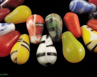 Wedding Trade Beads Globular Africa 109544