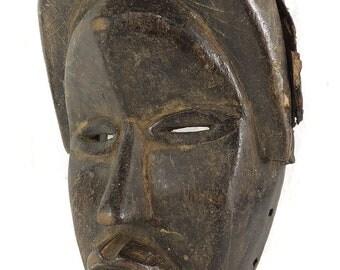 Dan Mask Deangle Liberia African Art 120385