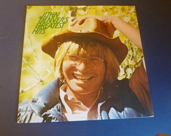 John Denver Greatest Hits Vinyl Record LP CPL1-0374-B RCA Victor Records 1973
