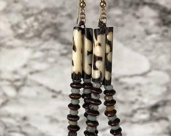 oreolu tribal earrings african wedding tribal jewelry ethnic jewelry african jewelry afrocentric jewelry african earrings ethnic tribal