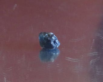 2.40 Cts Blue Sapphire Mineral Rock Natural Blue Rock Rough Stone Rock Rare Gemstone Rock Gemstones Blue Gemstone Rock Specimen Mineral