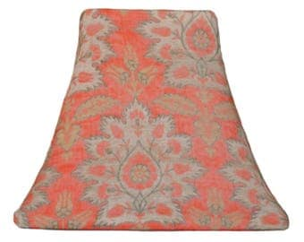 Antique Silk - SLIP COVERS for lampshades