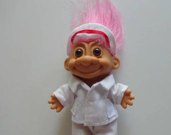 Vintage Russ Candy Striper Treasure Troll 1990s