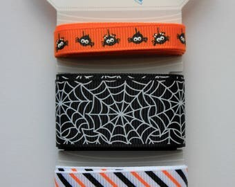 KimberBell Halloween Ribbon Collection