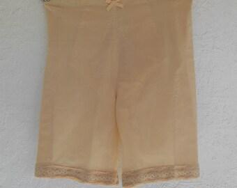 """Vintage Girdle Olga Panty Shaper """"Pantyhose Partners"""" ~ Size Large"""