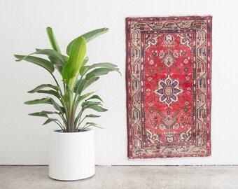SADRA 2.5x4.5 Hand Knotted Persian Wool Rug