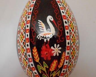 Goose Pysanky Pysanka from Ukraine