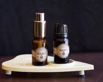 Seance Perfume Oil or Spray- Unisex Amber Black Pepper Ylang Ylang- 10 mL
