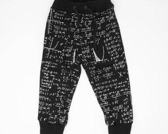 Math Print Sweatpants
