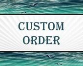 Custom Map Pendant