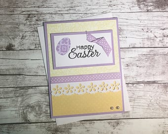 Card - Easter - Happy Easter - Easter Eggs