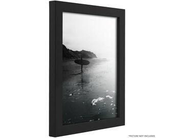 "Craig Frames, 24x30 Inch Modern Black Picture Frame, Confetti .875"" Wide (1406522430)"