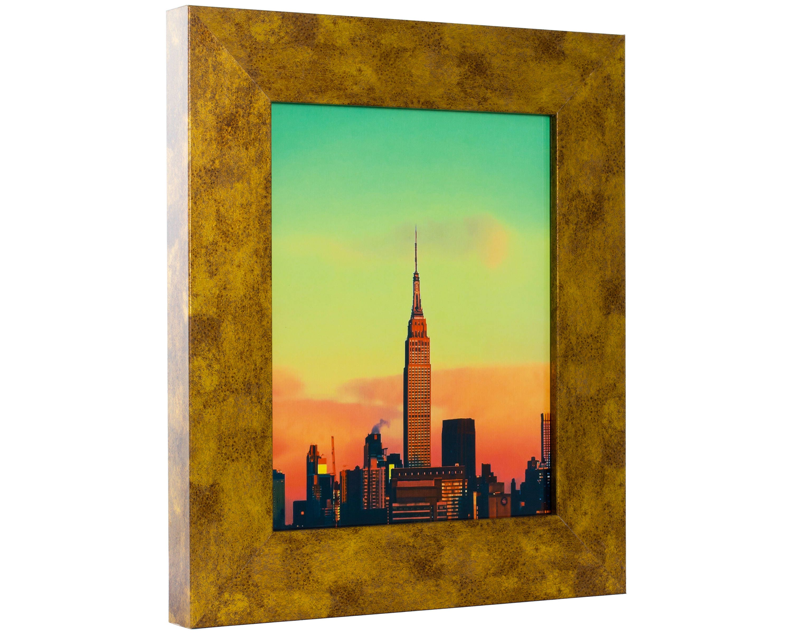 Craig frames 85x11 inch antique copper and gold picture frame sold by craigframes jeuxipadfo Gallery