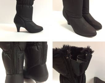 Winter Boots Etsy