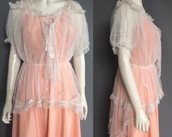 Antique Lace Edwardian blouse