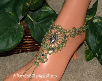 Turtle Toe Ankle Bracelet Jewelry Sea Turtle Barefoot Sandals Foot Jewelry Beach Anklet Set Slave Bracelet Ring Combo Tortoise Hand Jewelry
