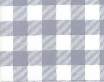 Buffalo Check Silver 8656 54 by Moda