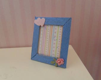 Frame to your dollhouse