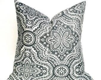 15% Off Sale Decorative Gray Pillow - Pillow sham gray - Home decor - Grey pillow - Gray Pillow covers - gray tribal pillow - Housewares