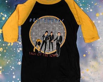 The PRETENDERS Rock T-Shirt Size L
