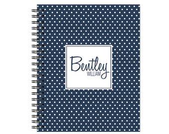 Hello Baby™ Baby Memory Book, Baby Book, BOHO Personalized Baby Book, The Sweet Rhino