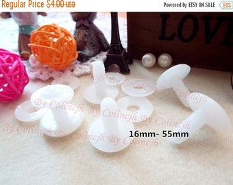 On Sale 5 Sets 55mm Teddy Bear Doll Joints Doll Parts Doll Making Supply Doll Accessories