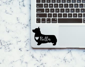 Corgi Decal Etsy - Overnight decals from japan