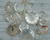 Lot #4 of Vintage Glass Buttons