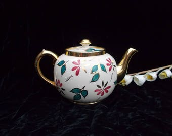 Vintage Sudlow's Burslem Teapot
