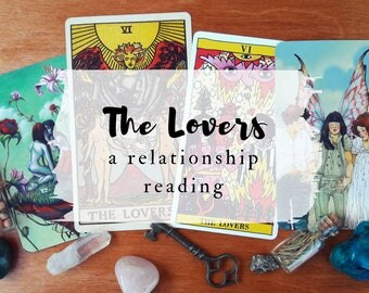Relationship Tarot Reading [700+ Words]