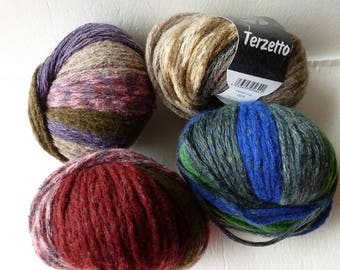 Yarn Sale  - Terzetto by Lana Grossa Yarn