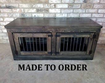 Custom Order Listing, Kennel