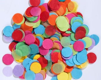 CONFETTI / 1000 pcs. / Choose your own colors / Engagement Party / Photoshoot / Table Decor / Wedding / Bridal Shower / Balloon Confetti