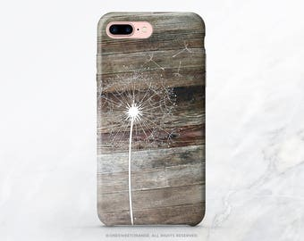 iPhone X Case iPhone 8 Case iPhone 7 Case Wood Dandelion iPhone 7 Plus iPhone 6s Case iPhone SE Case Galaxy S8 Case Galaxy S8 Plus Case I52