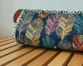 Sew Together Bag | Feathers with Alison Glass | sewing bag | travel bag