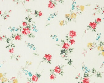 Elizabeth A - Liberty London tana lawn fabric