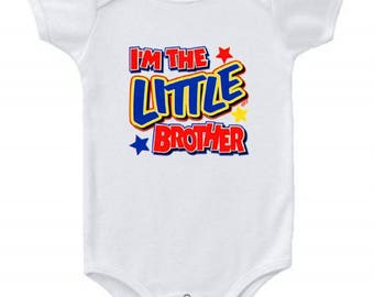 I'm the Little Brother Bodysuit