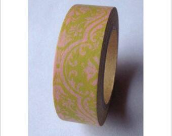 "SALE Washi Tape ""Damsel"" 10 Meters"
