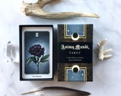 The Anima Mundi tarot deck, 78 card deck with guide book, nature deck, occult divination cards, major and minor arcana