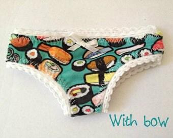 NEW Underwear for MSD/Minifee BJD V.3 - New Fabrics!