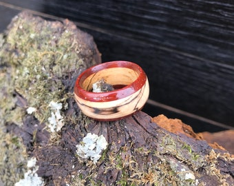 Spalted Maple Ring