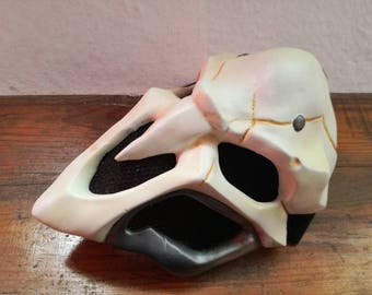 Overwatch reaper cosplay mask