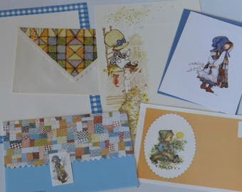70's Vintage Stationery Collection - Holly Hobbie and More